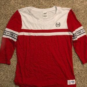 Red VS PINK shirt